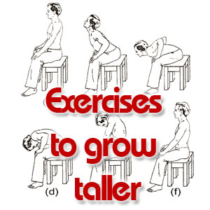 how to grow taller in a week