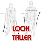 Simple tips to look taller